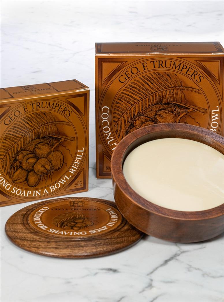 Coconut Shaving Soap Refill