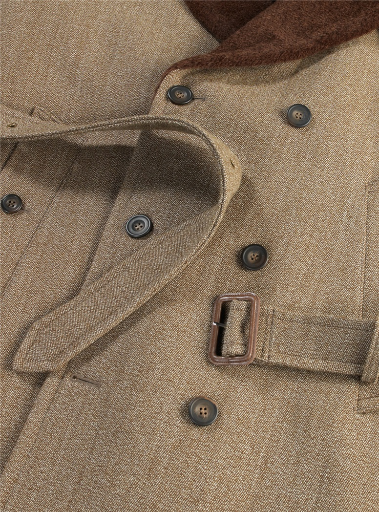 Whipcord Trench Coat