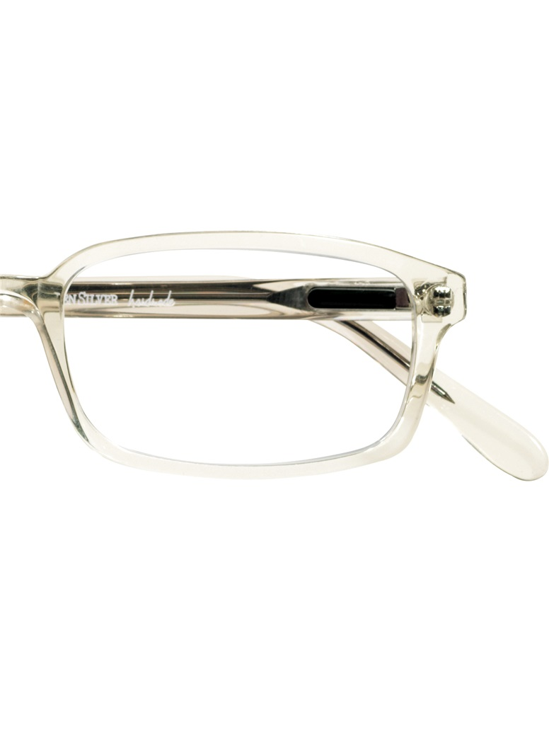 Slim Rectangular Frame in Clear