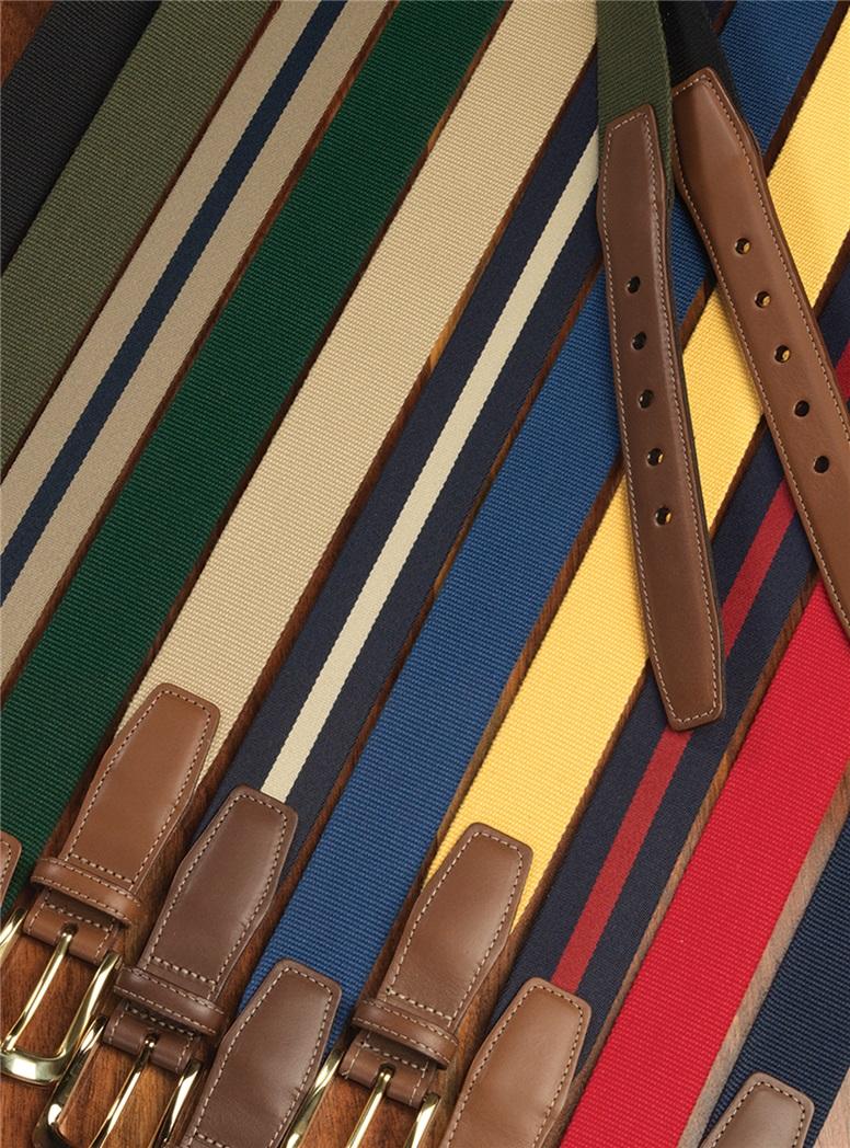 Surcingle Twill Belts