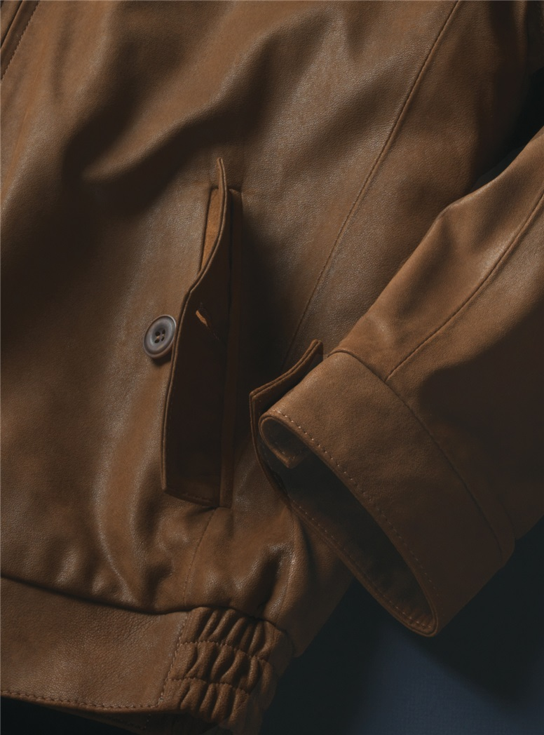 Leather G-9 Jacket