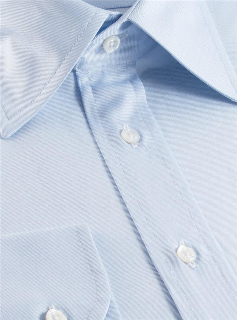 Classic Blue Twill Kelly Collar