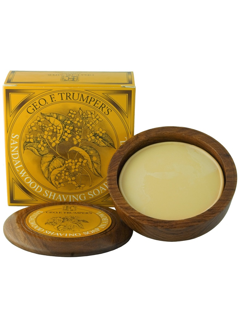 Sandalwood- Three Soaps