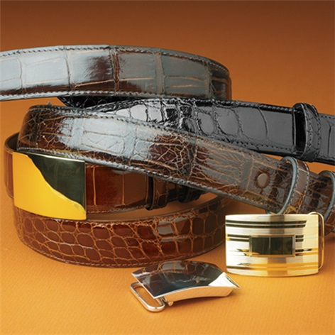 Alligator Belt Straps