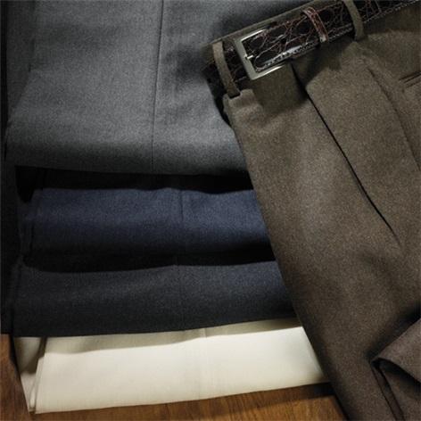Italian Flannel Trousers