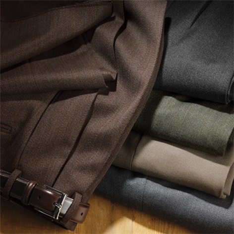 Cavalry Twill Trousers