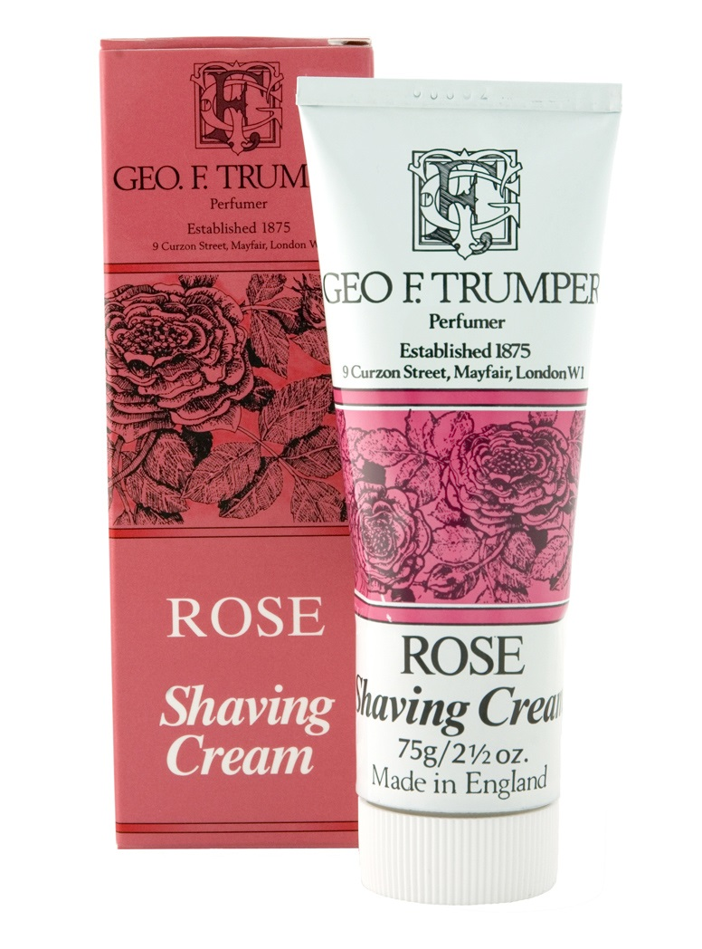 Rose- Shaving Creams and Soaps
