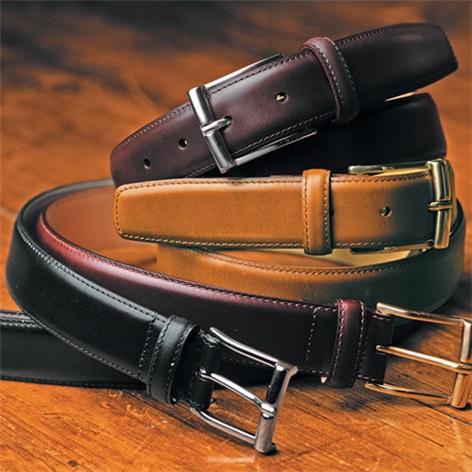 Calfskin Leather Belts