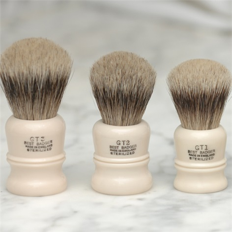 Natural Badger Brushes