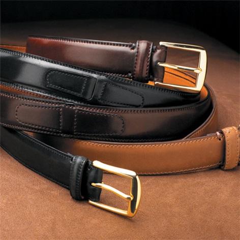 Genuine Shell Cordovan Belts