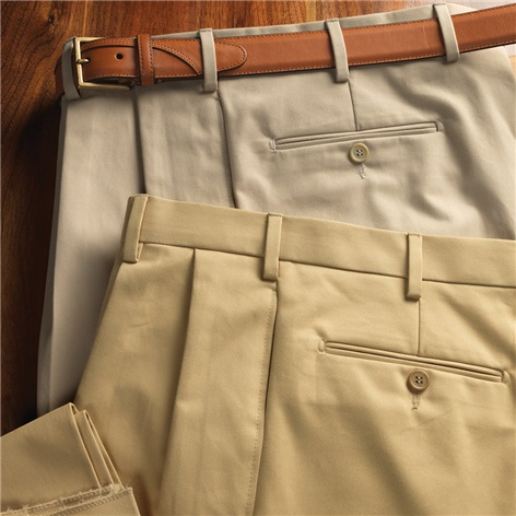 Fall/Winter Weight English Drill Trousers
