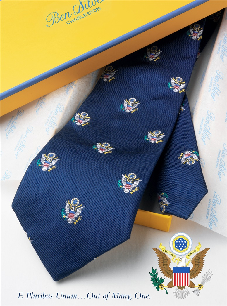 United States Coat of Arms Necktie