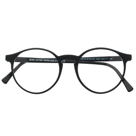 Pantheon Frame in Black