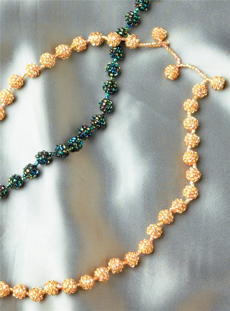 Aprosio Short Beaded Necklaces