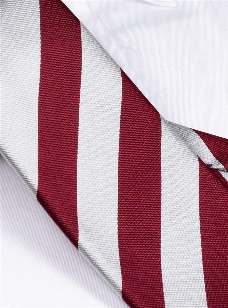 S13- Crimson, Silver