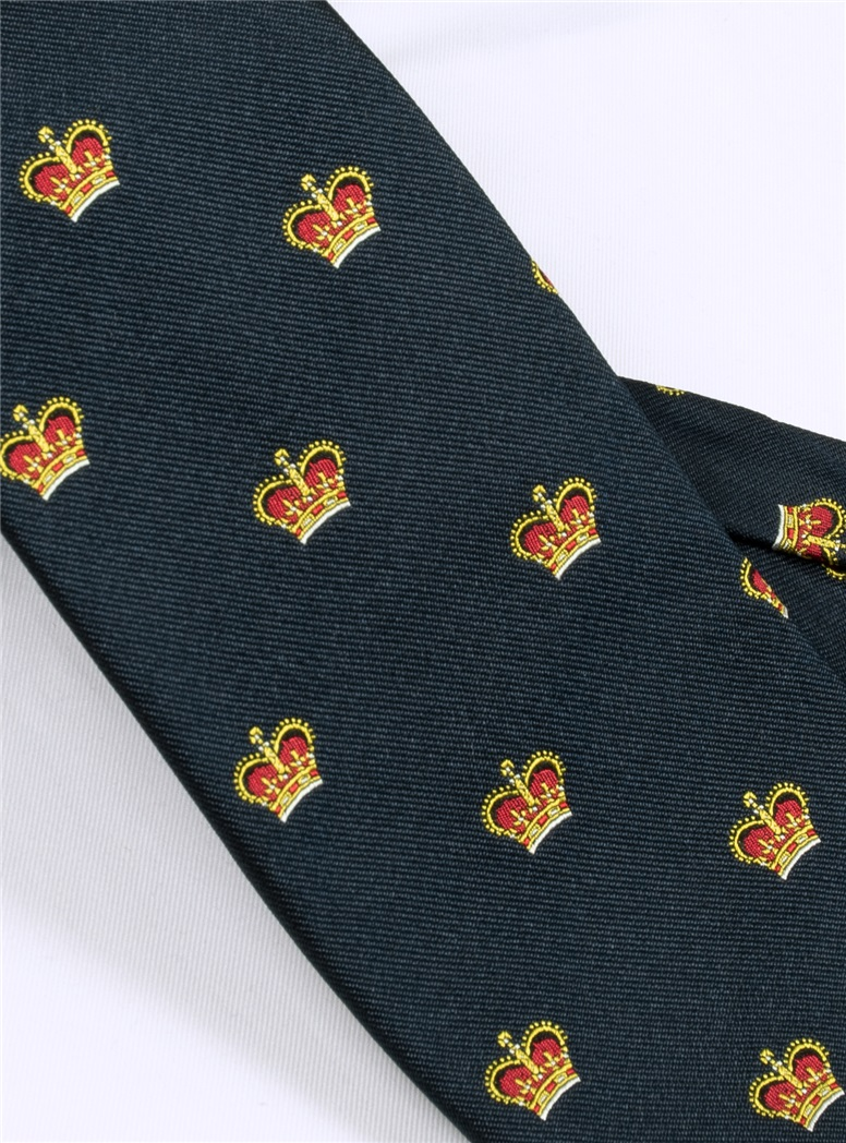 J206- King's Crown Necktie