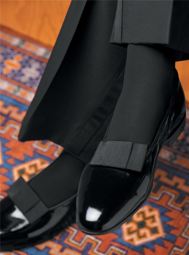 Silk Dress Socks