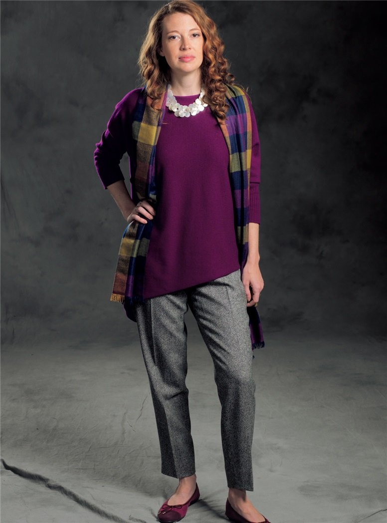 Ladies Wool Pants