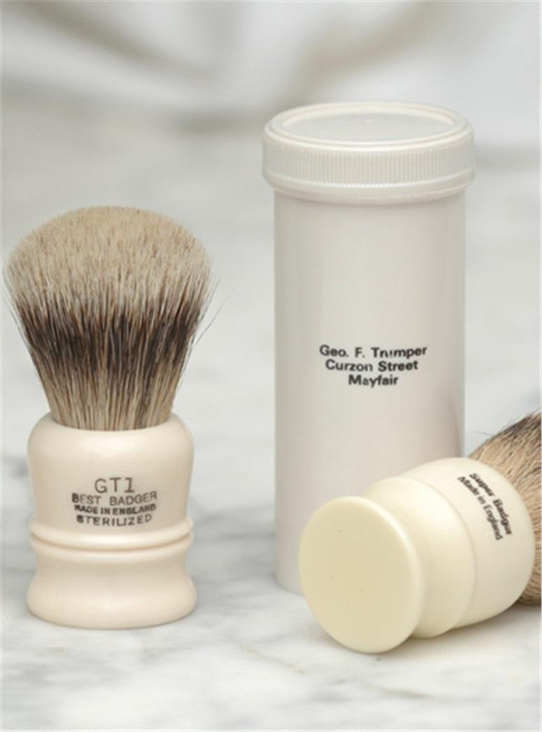 Natural Badger Brushes