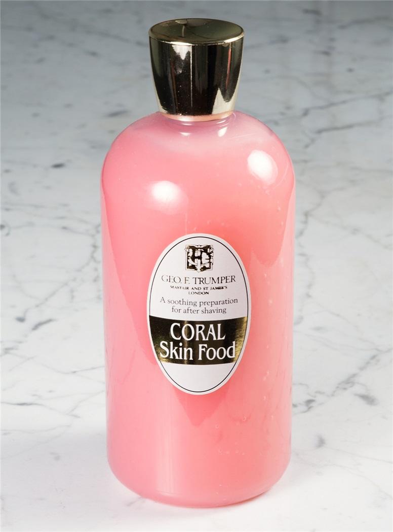 Coral Skin Food