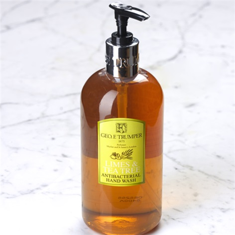 Limes Antibacterial Hand Wash
