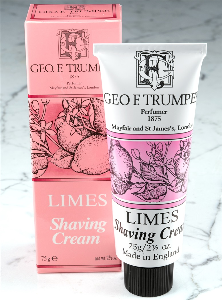 Limes Tube Shaving Cream