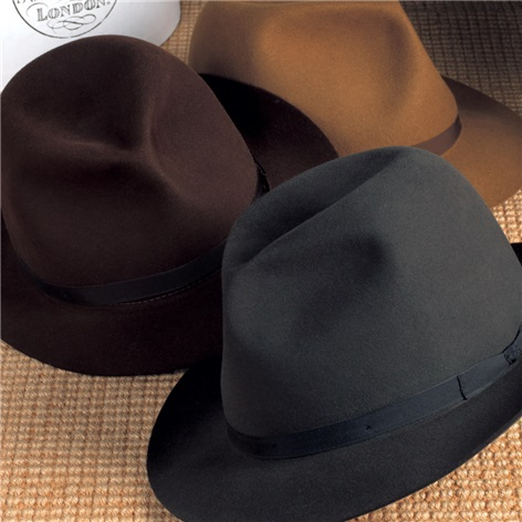 Lock Voyager Hats