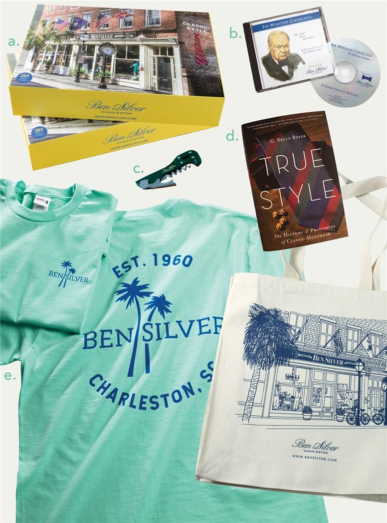 Ben Silver Gift Set