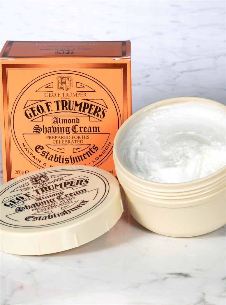 Almond Tub Shaving Cream