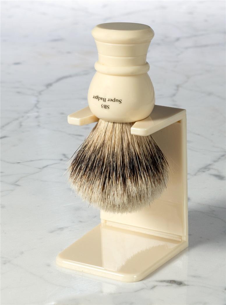 Plastic Brush Stand
