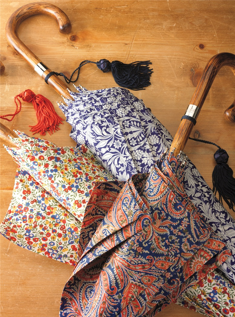 Ladies Liberty Print Umbrellas