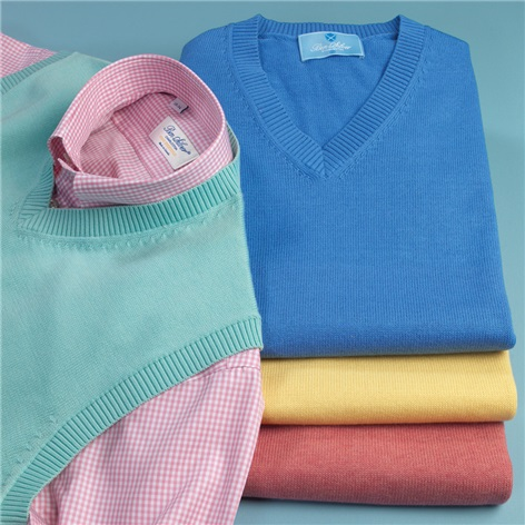 Cotton Sweater Vests