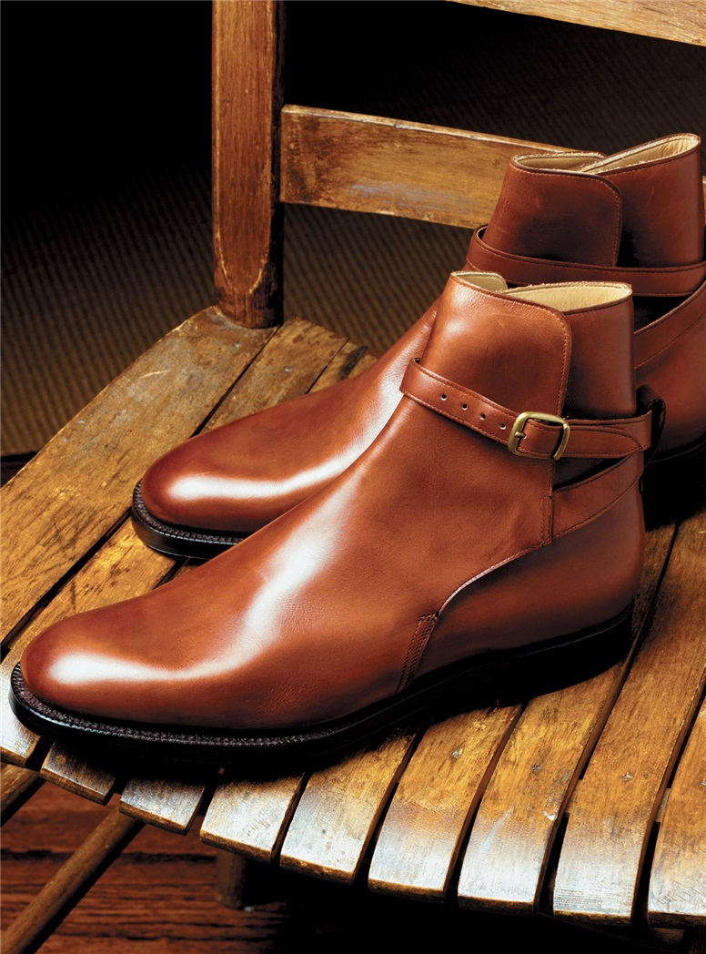 The Quorn Jodhpur Boot in Chestnut