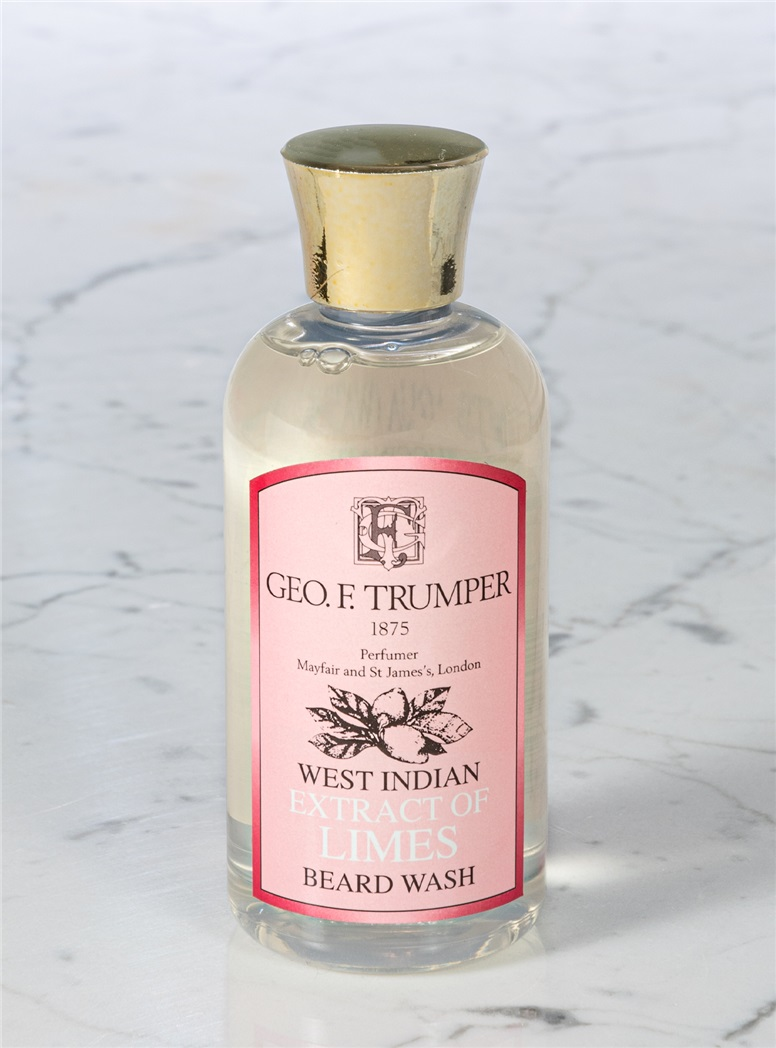 Trumper Limes Beard Wash