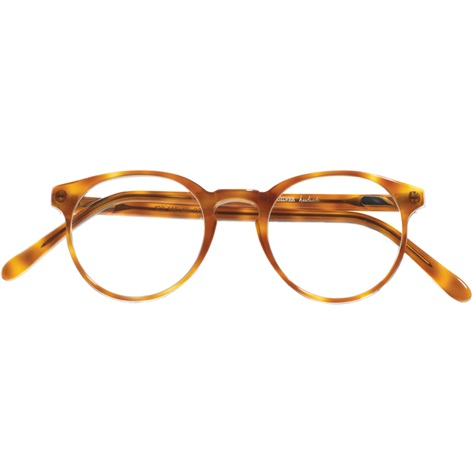 Classic P3 Frame in Amber