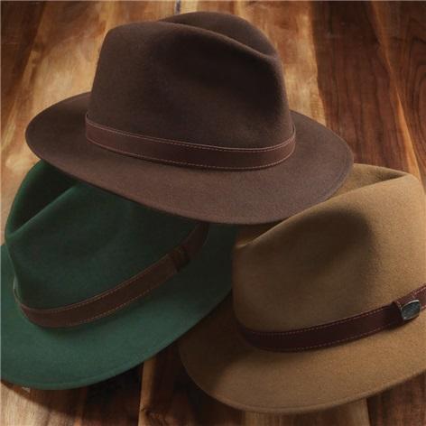 Borsalino Felt Hats
