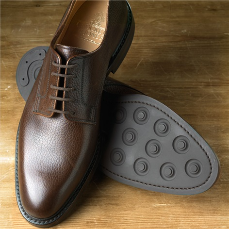 The Ashdown Blucher in Dark Brown