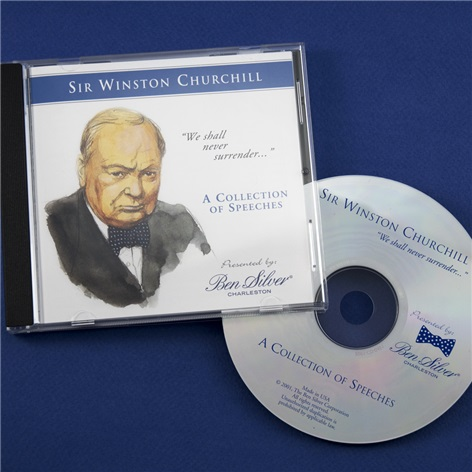 Sir Winston Churchill Speeches