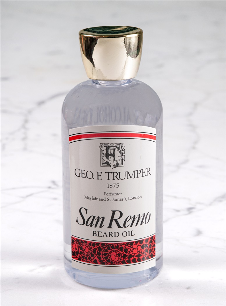San Remo Beard Oil