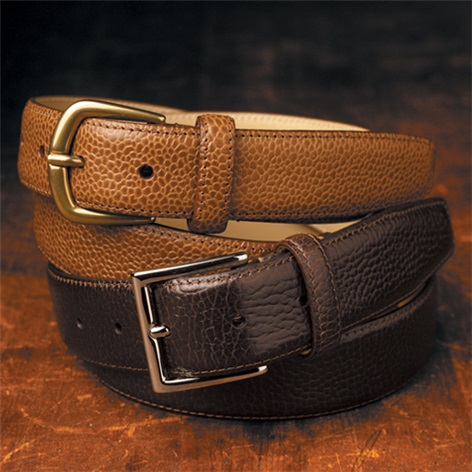 Crockett & Jones Scotch Grain Belts