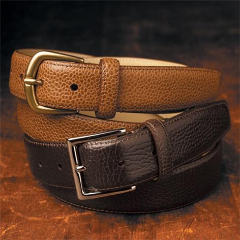 Crockett & Jones Scotch Grain Belts