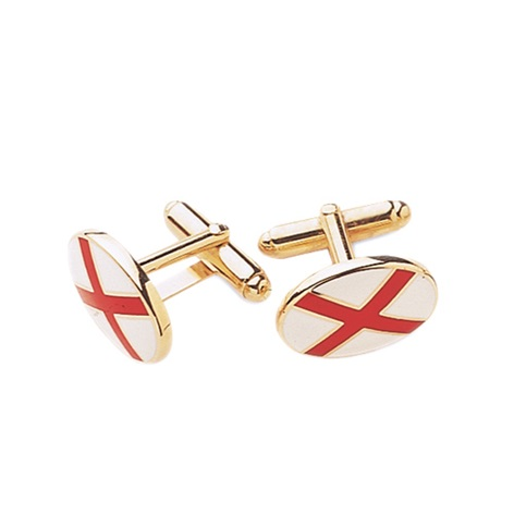 St. Patrick's Cross Cufflinks