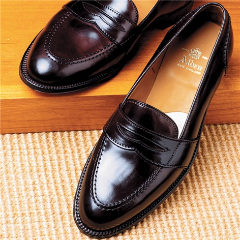 Alden Shoes - The Ben Silver Collection
