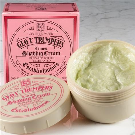Limes Tub Shaving Cream