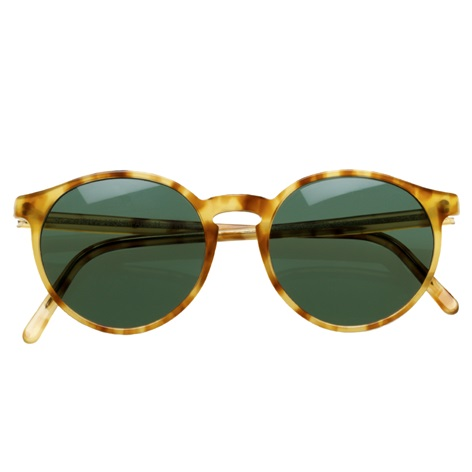 Pantheon Sunglasses in Demi-Blond