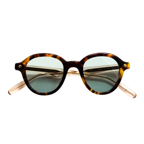 Bold Sunglasses in Tortoise with Crystal Temples