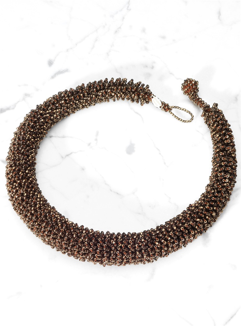 Modore Beaded Necklace