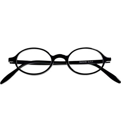 Oval Frame in Black