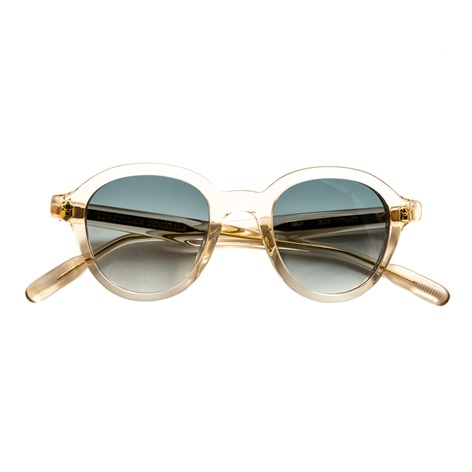 Bold Sunglasses in Crystal