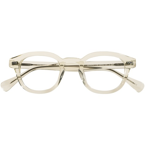 Bold Semi-Square Frame in Champagne